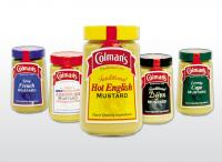 Packaging_Colmans Mustard